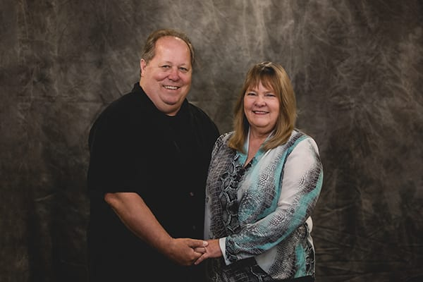LM Solutions founders John and Cindy LeBrun